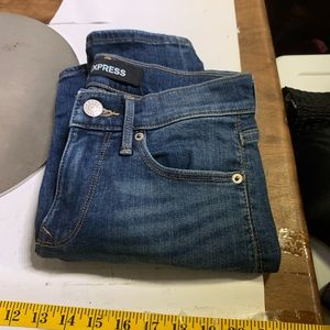 Express jeans 0/S